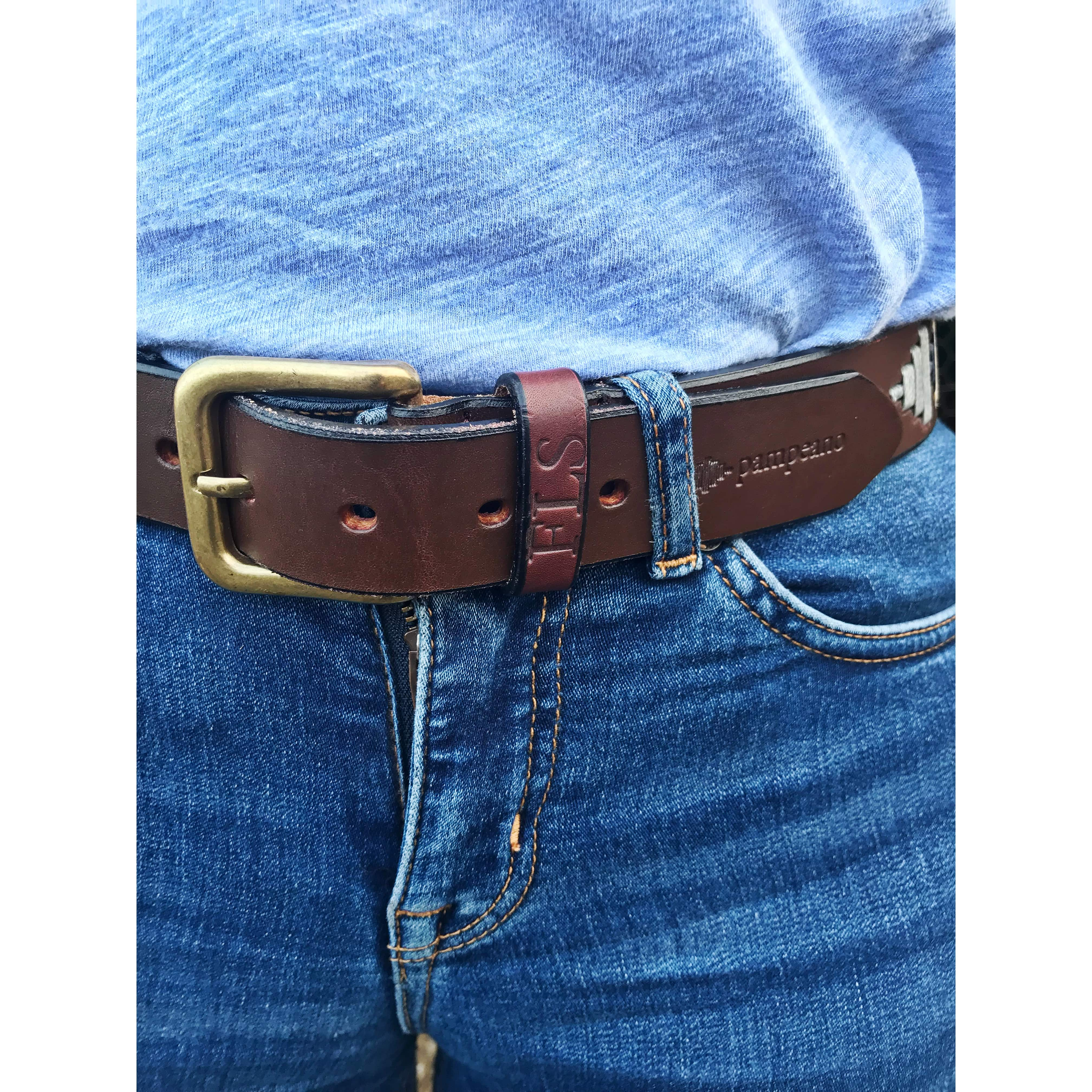 1183b5c9a0 What are my thoughts on the 'Tornado' polo belt?